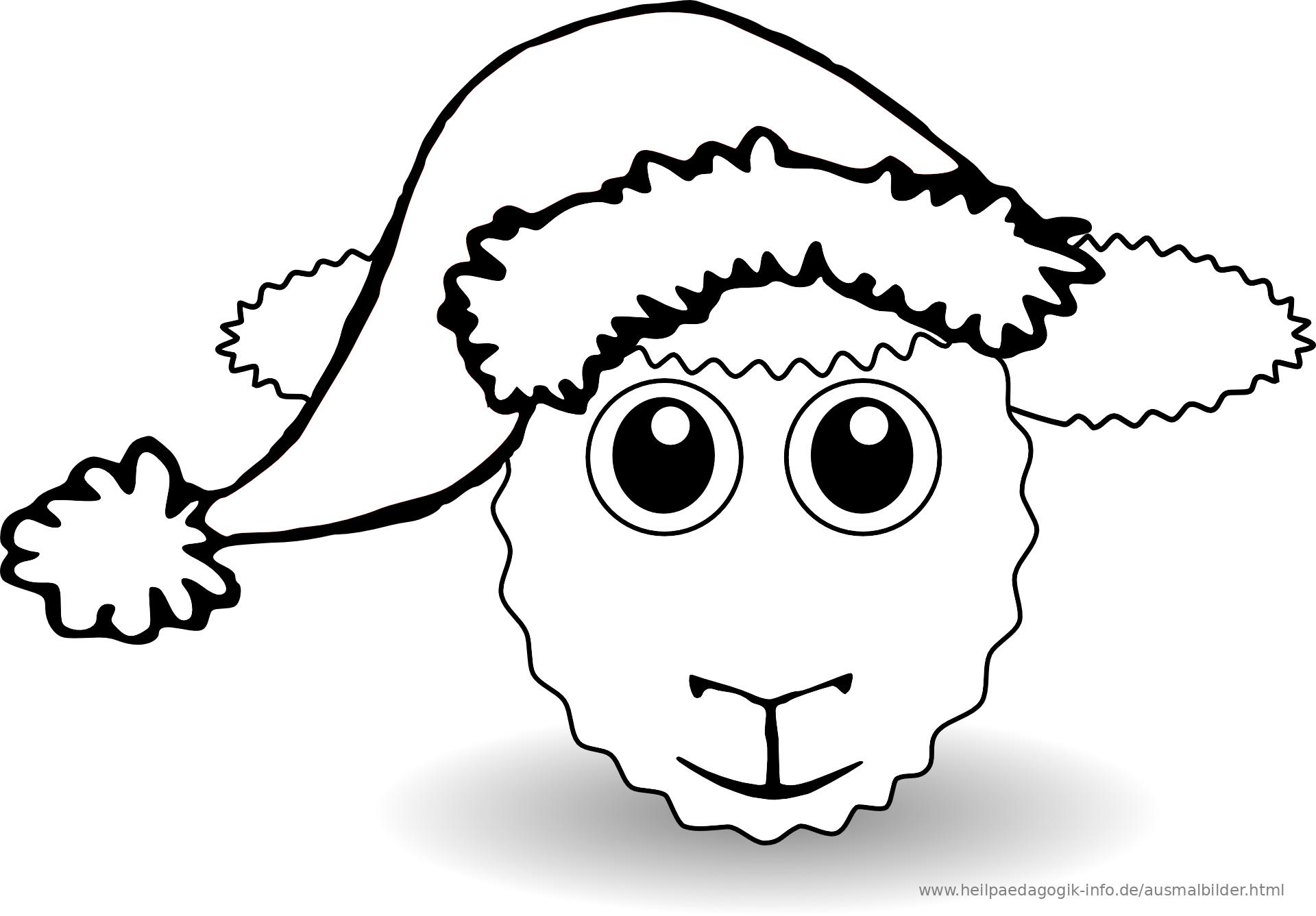 18 Schaf Bilder Zum Ausmalen - Besten Bilder von ausmalbilder