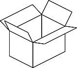 Ausmalbild Malvorlage Karton