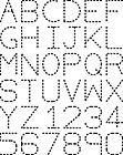 Ausmalbild Malvorlage Alphabet