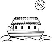 Ausmalbild Malvorlage Boot