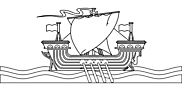 Ausmalbild Malvorlage Vikinger Boot
