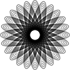 Ausmalbilder Mandalas