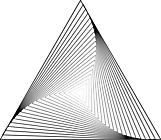Ausmalbild Malvorlage Geometrisches Muster