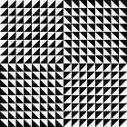 Ausmalbild Malvorlage Dreiecke