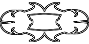 Ausmalbild Malvorlage Ornament