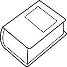 Ausmalbild Malvorlage Buch