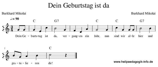 Geburtstag Lieder Download
