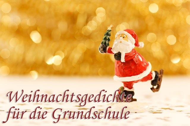 Weihnachtsgedichte Für Kinder Grundschule.Weihnachtsgedichte Grundschule