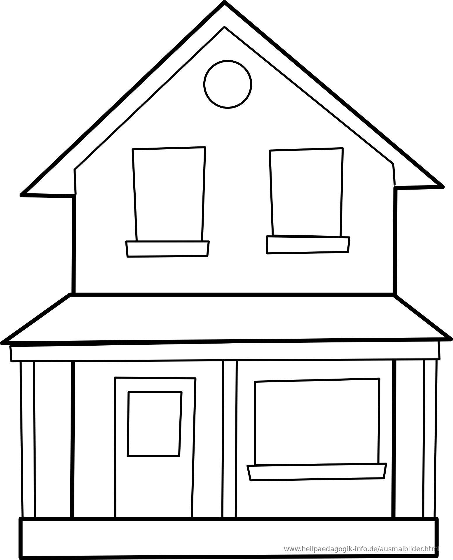 Haus Kostenlos