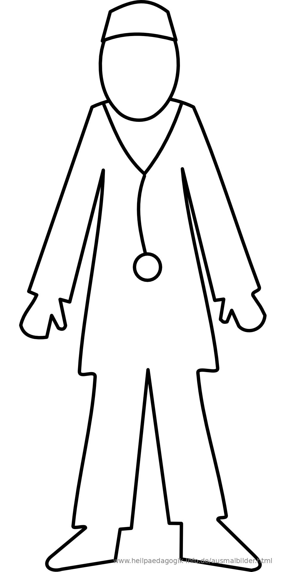 Beste Malvorlagen Arzt Und Krankenschwester Bilder - Malvorlagen Von ...
