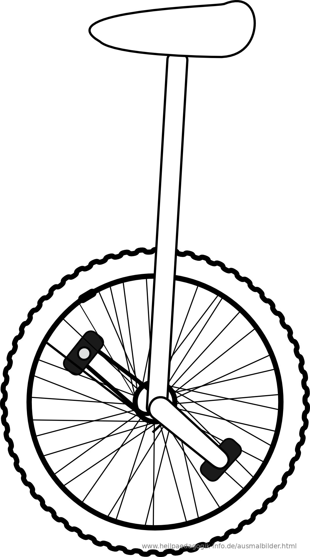 inspirierend ausmalbild fahrrad kostenlos  top kostenlos