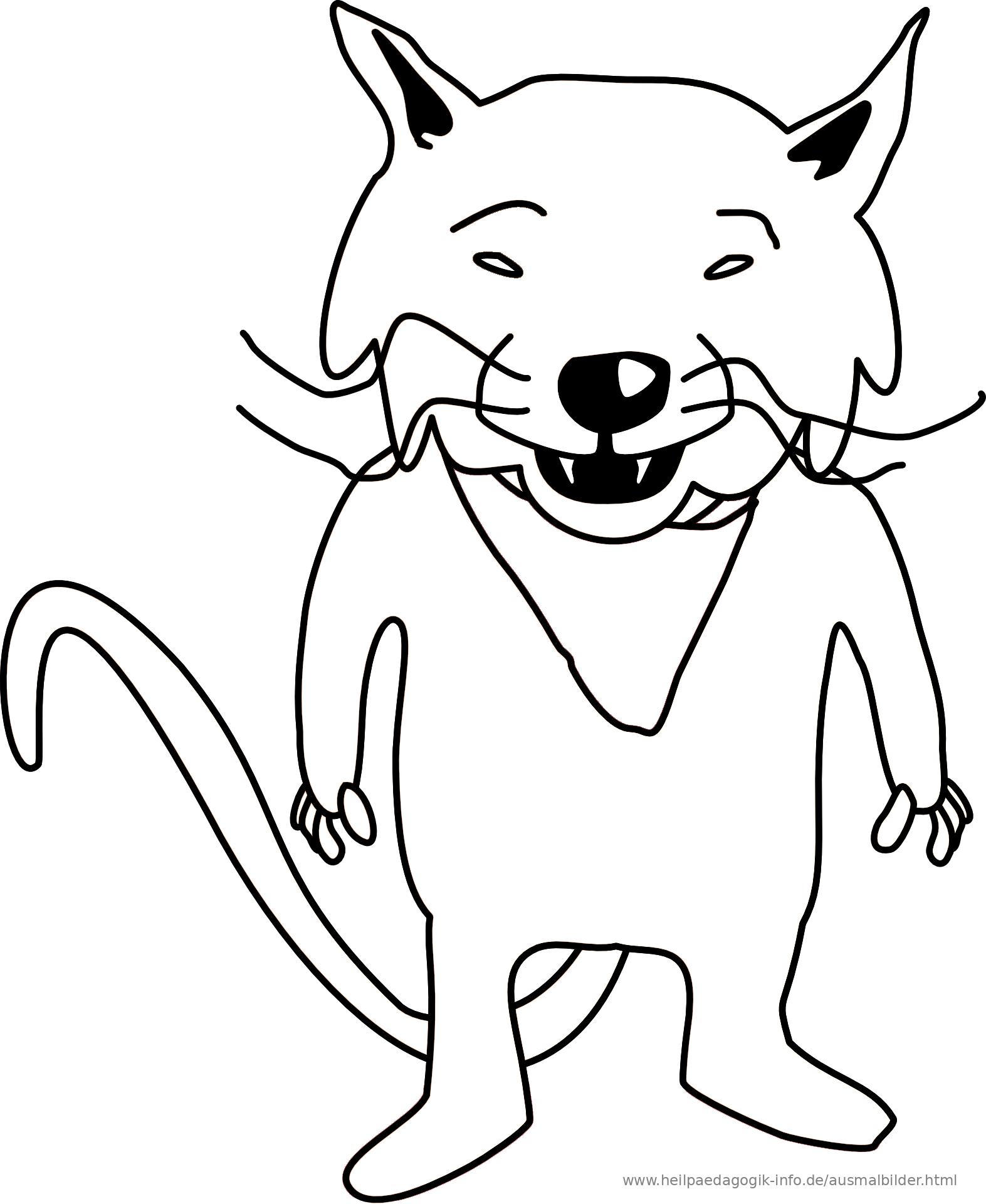 Ausmalbilder Kinder Fuchs: Ausmalbilder Tiere Pferde Ausmalbild Pferd Tattoo