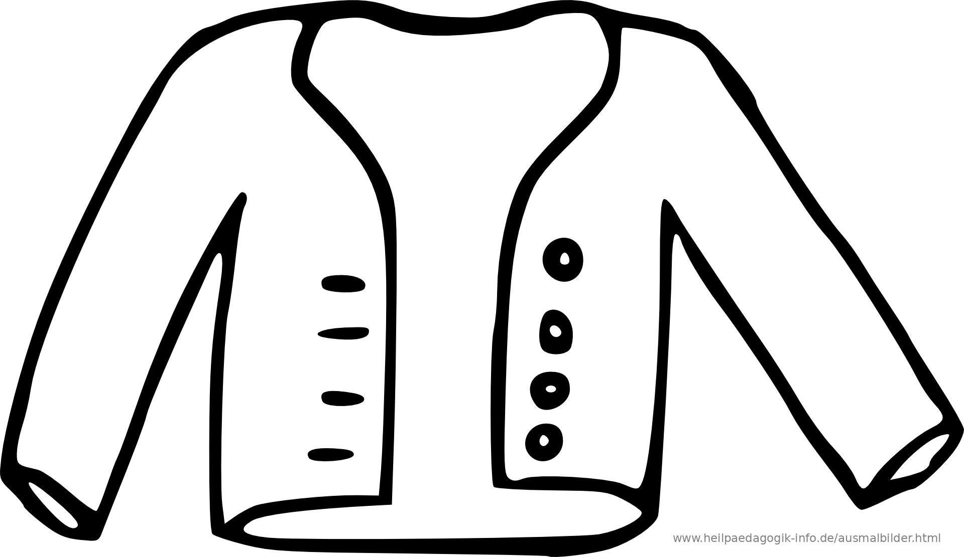 Charmant Malvorlagen Für Kleidung Ideen - Entry Level Resume ...