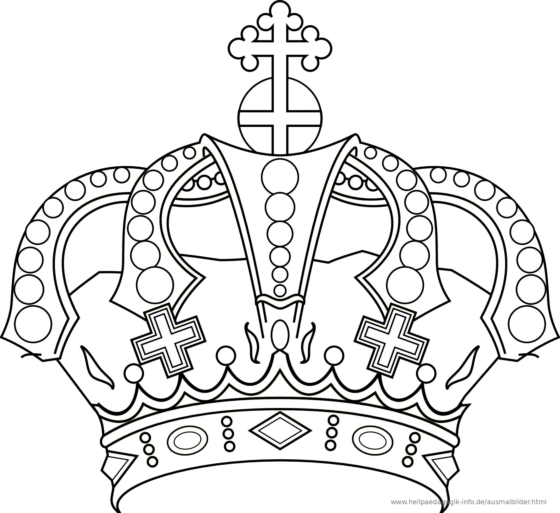 malvorlage krone prinzessin  top kostenlos färbung seite