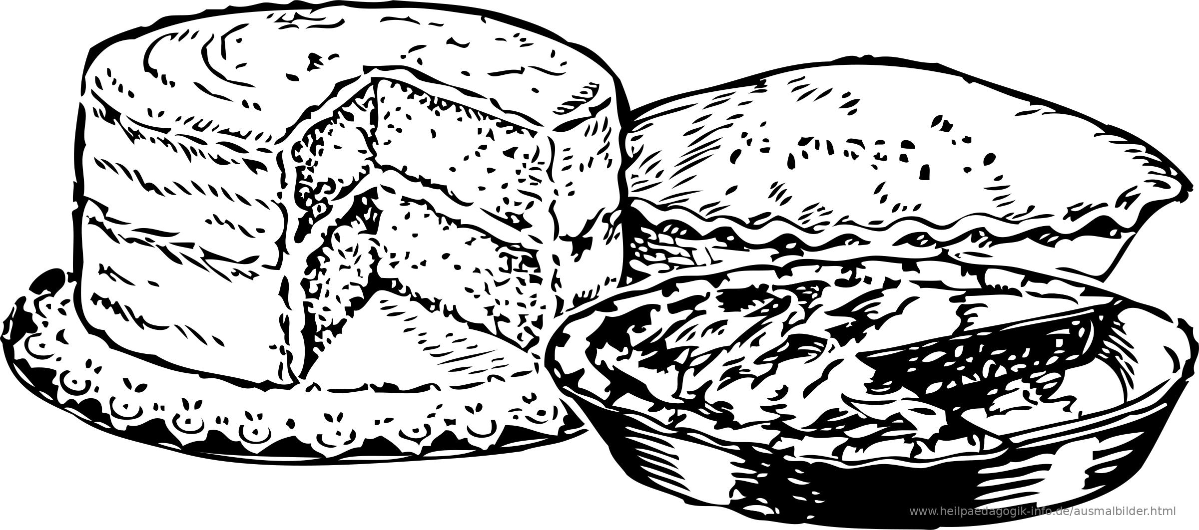 Großzügig Kuchen Ausmalbilder Bilder - Entry Level Resume Vorlagen ...