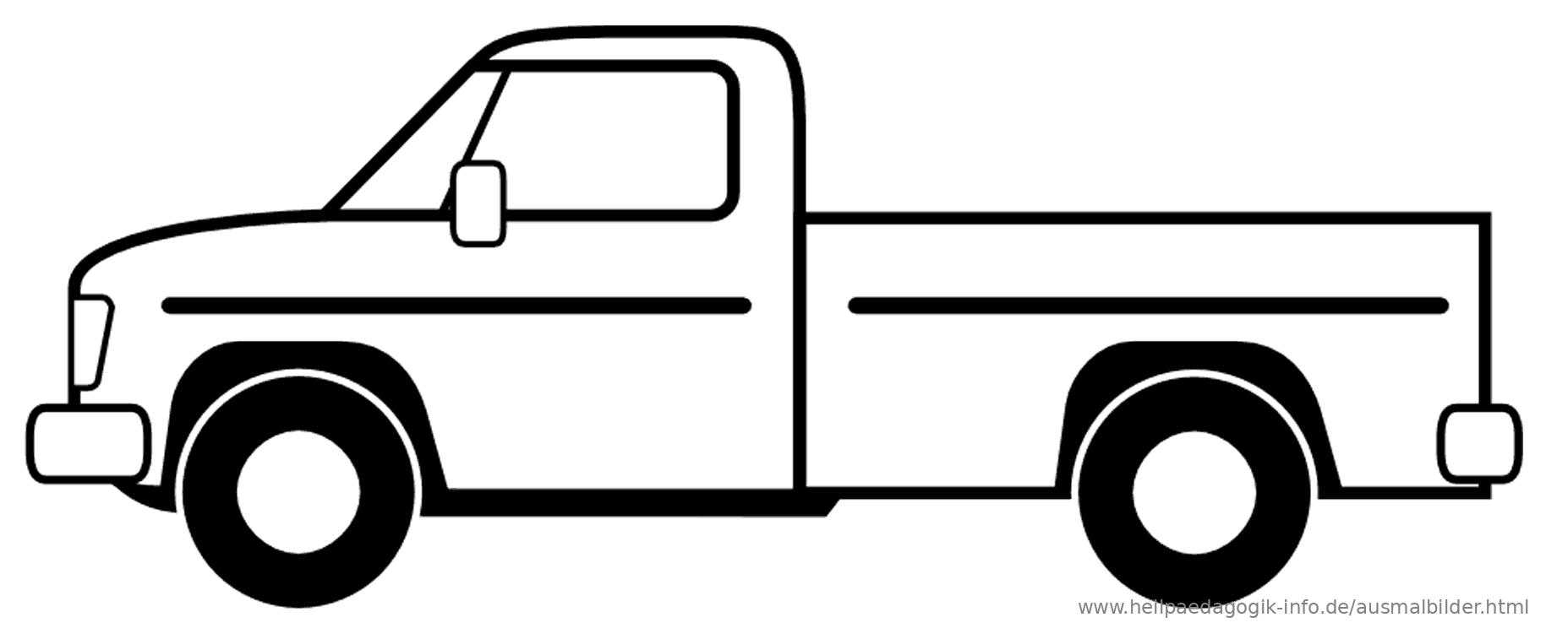Tolle Auto Und Lkw Malvorlagen Bilder - Malvorlagen Von Tieren ...