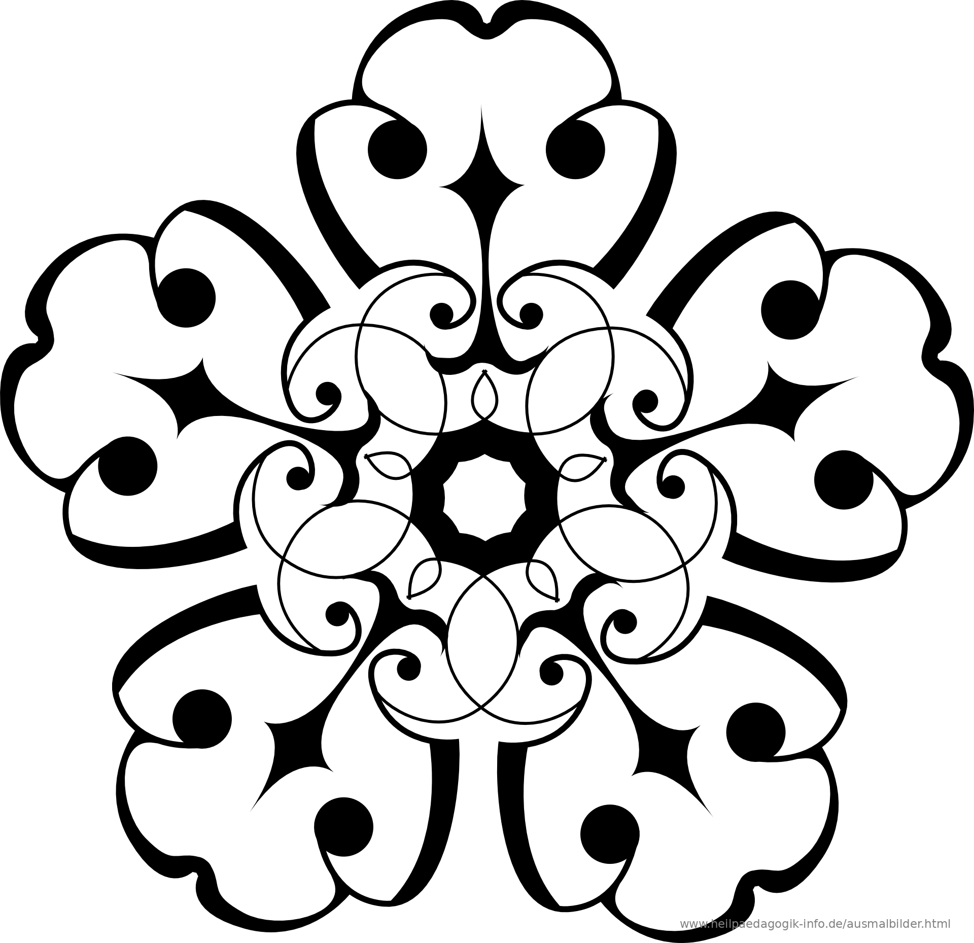 muster malvorlagen ornamente  coloring and malvorlagan
