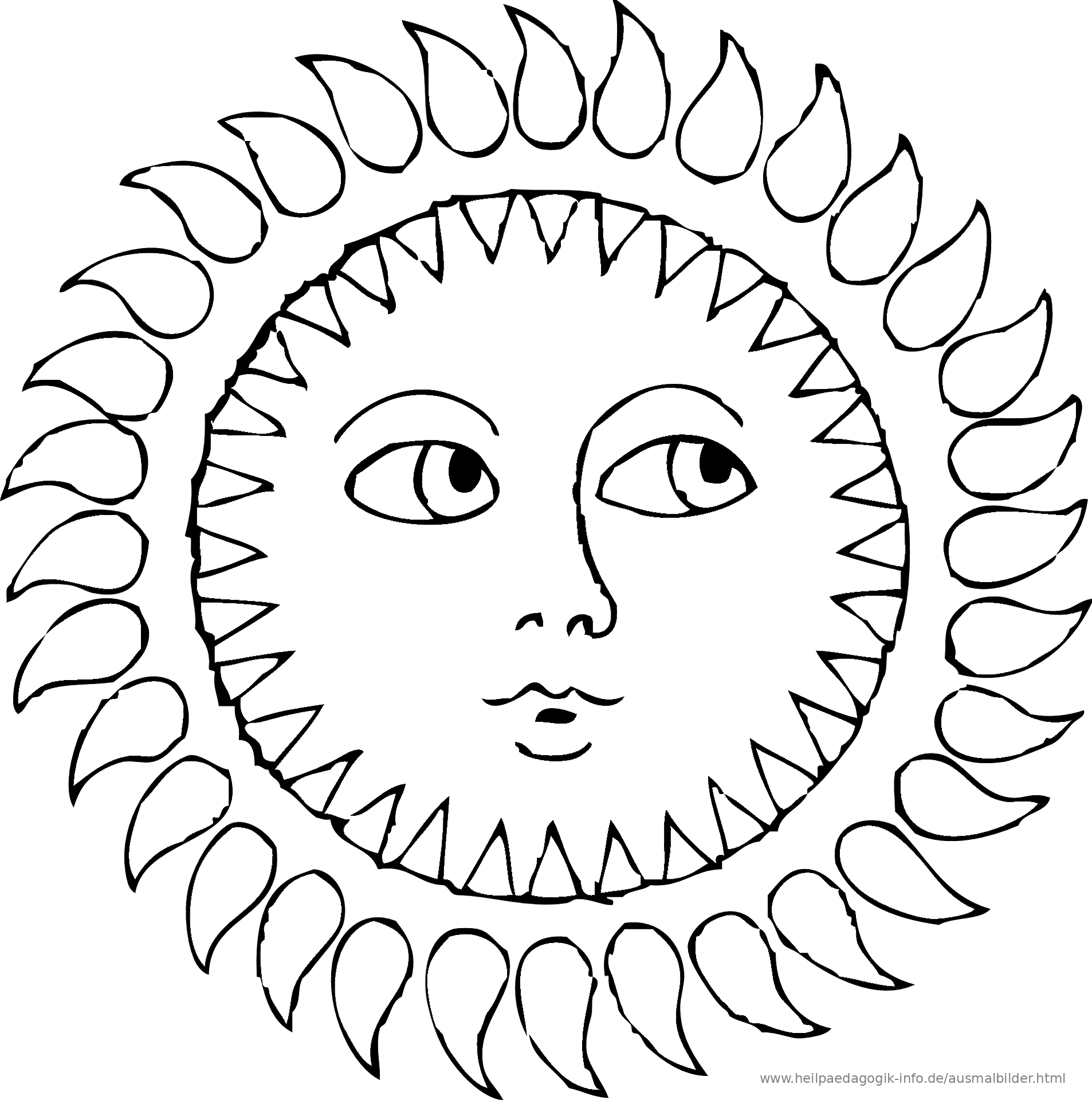 Sonnenschirm malvorlage  Sonnenschirm Malvorlage | ambiznes.com
